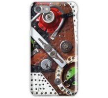Ngima the mad scientist iPhone Case/Skin