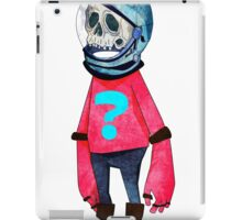Space Kid iPad Case/Skin