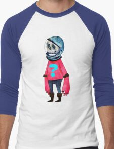 Space Kid Men's Baseball ¾ T-Shirt
