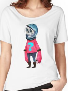 Space Kid Women's Relaxed Fit T-Shirt