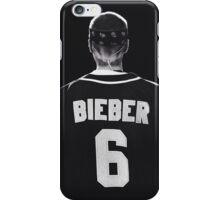 Justin Bieber Jersey iPhone Case/Skin