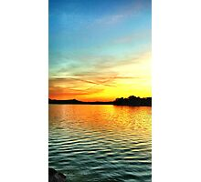 Beauty of a Southside Sunset Photographic Print