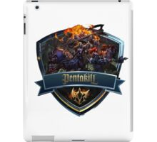 Pentakill Icon iPad Case/Skin