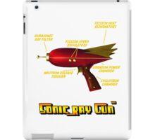 Sonic Ray Gun iPad Case/Skin