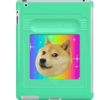 Portable Doge iPad Case/Skin