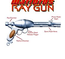 Warlords Ray Gun by simonbreeze