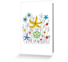 Hopeful Child Greeting Card