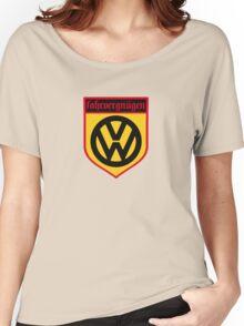 Fahrvergnugen (blk) Women's Relaxed Fit T-Shirt