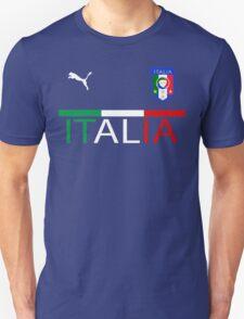 Euro 2016 Football Team Italy Unisex T-Shirt