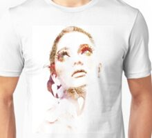 Diving into glitter Unisex T-Shirt