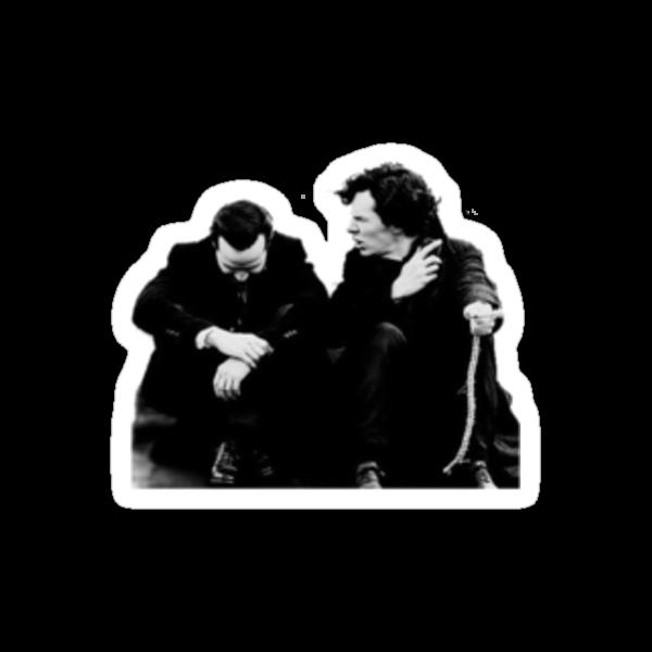Sheriarty- Sherlock by johnsmoustache