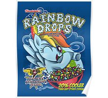 Rainbow Drops - Total Awesome! Poster