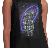 Marvin the Paranoid Android Contrast Tank