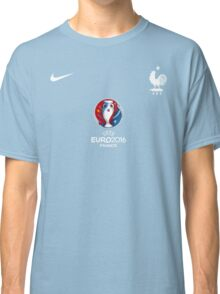 Euro 2016 Football - Team FRANCE Classic T-Shirt