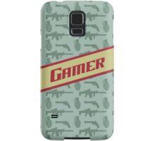 Gamer (vintage) Samsung Galaxy Case/Skin