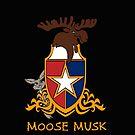 Moose Musk by Amberdreams