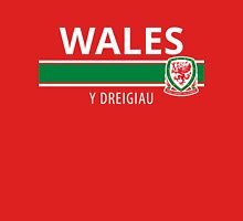 Wales National Football Team Unisex T-Shirt