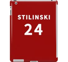 STILINSKI - 24 iPad Case/Skin