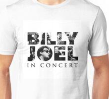 BILLY JOEL IN CONCERT LOGO BEST Unisex T-Shirt