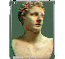 Vaporwave Roman Bust iPad Case/Skin