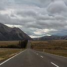 Long Road by Peter Kurdulija