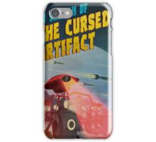 In Search of the Cursed Artifact iPhone Case/Skin