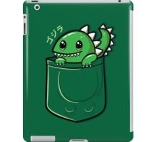 Monster in My Pocket iPad Case/Skin