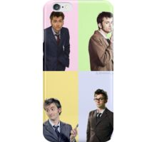 10th Doctor Phone Case iPhone Case/Skin