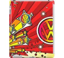 VW Fireworks iPad Case/Skin