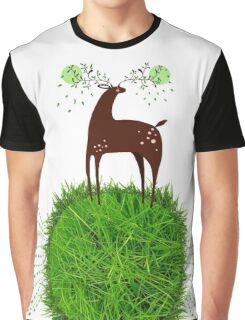 Spirit of forest Graphic T-Shirt