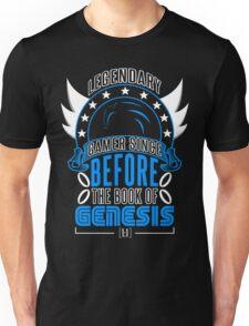 LEGENDARY GAMER (SONIC ORIGINAL COLORS) Unisex T-Shirt