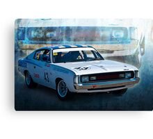 Leo Geoghegan Valiant Charger Canvas Print