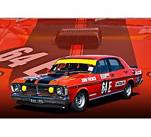 John French XY Falcon 351 GTHO Photographic Print