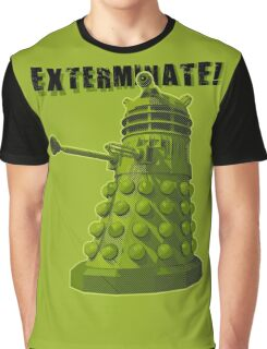 EXTERMINATE ARMY Graphic T-Shirt