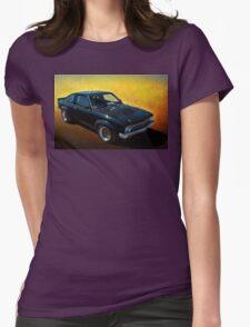 Black Torana A9X Womens Fitted T-Shirt