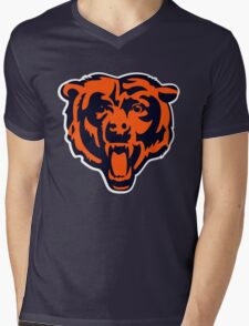chicago bears Mens V-Neck T-Shirt
