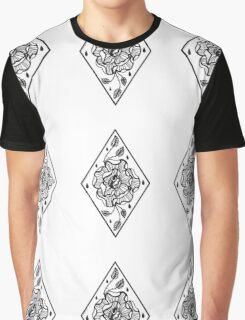 Lonely Rose Graphic T-Shirt