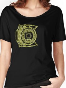 Space core: quote core Women's Relaxed Fit T-Shirt