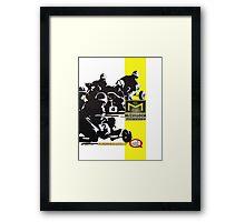 QVHK McCulloch Framed Print