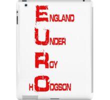 England Under Roy Hodgson iPad Case/Skin