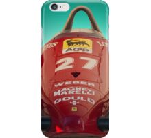 Ferrari F1 Nose iPhone Case/Skin