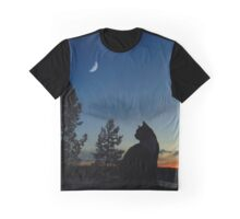 Warrior Cats - Silhouette Graphic T-Shirt