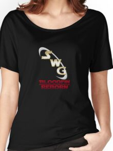 Star wars Galaxies: SWG Bloodfin Reborn Women's Relaxed Fit T-Shirt