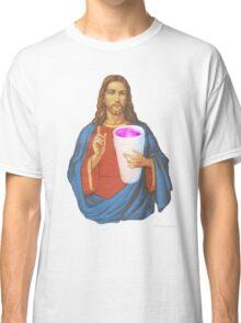 jesus leanin like a THUG Classic T-Shirt