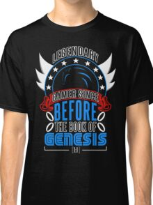 LEGENDARY GAMER (SONIC ORIGINAL COLORS V2) Classic T-Shirt