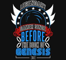 LEGENDARY GAMER (SONIC ORIGINAL COLORS V2) Unisex T-Shirt