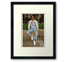 A$AP Rocky x GUCCI Framed Print