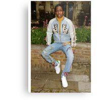 A$AP Rocky x GUCCI Metal Print