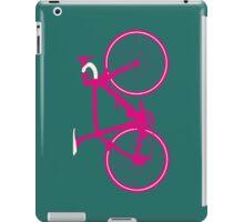 Bike Pop Art (Pink & White) iPad Case/Skin