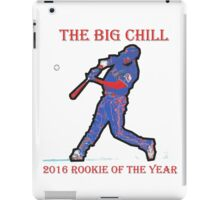 2016 rookie of the year nomar mazara iPad Case/Skin